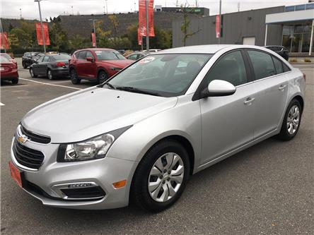 2016 Chevrolet Cruze Limited 1LT (Stk: P160554) in Saint John - Image 1 of 30