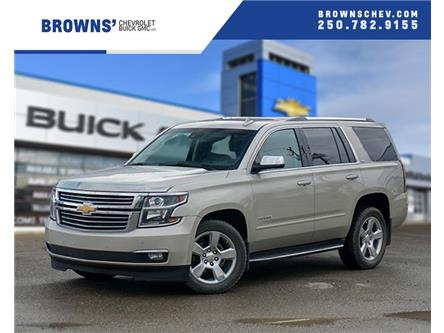 2016 Chevrolet Tahoe LTZ (Stk: T19-402A) in Dawson Creek - Image 1 of 17