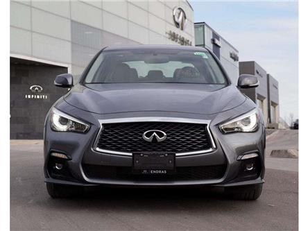 2019 Infiniti Q50 3.0t Signature Edition (Stk: 50543) in Ajax - Image 2 of 28
