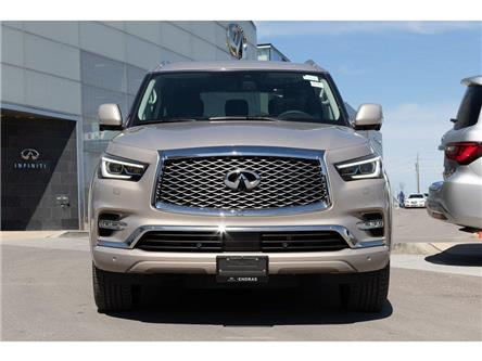 2019 Infiniti QX80 LUXE 8 Passenger (Stk: 80108) in Ajax - Image 2 of 28