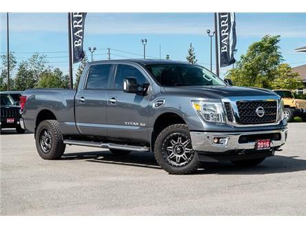 2016 Nissan Titan XD Platinum Reserve Diesel (Stk: 26990U) in Barrie - Image 1 of 30