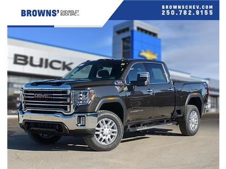 2020 GMC Sierra 3500HD SLT (Stk: T20-827) in Dawson Creek - Image 1 of 20