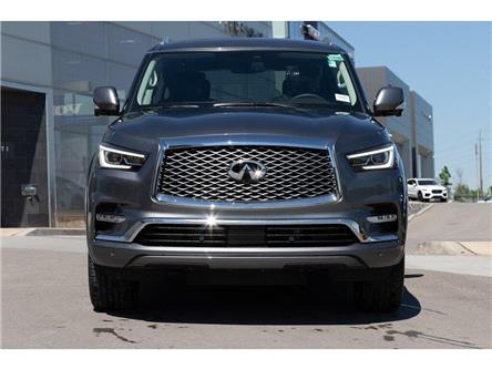 2019 Infiniti QX80 LUXE 7 Passenger (Stk: 80109) in Ajax - Image 2 of 28