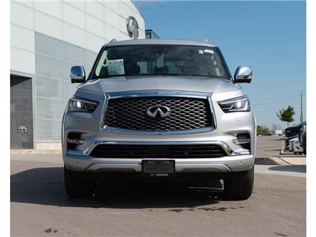 2019 Infiniti QX80 LUXE 8 Passenger (Stk: 80094) in Ajax - Image 2 of 30