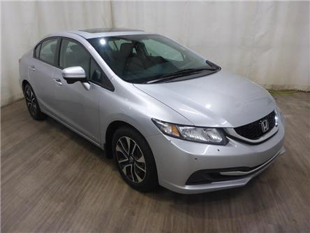 2014 Honda Civic EX (Stk: 19091995) in Calgary - Image 1 of 25