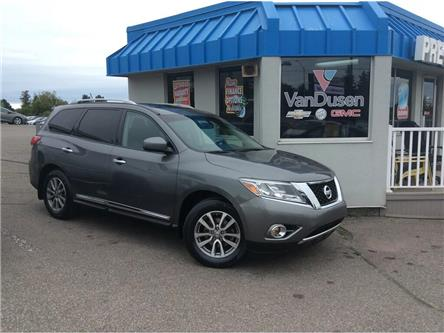2015 Nissan Pathfinder SL (Stk: 194985A) in Ajax - Image 1 of 26