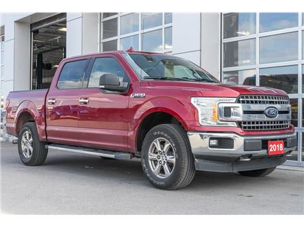 2018 Ford F-150 XLT (Stk: 42700A) in Innisfil - Image 1 of 20