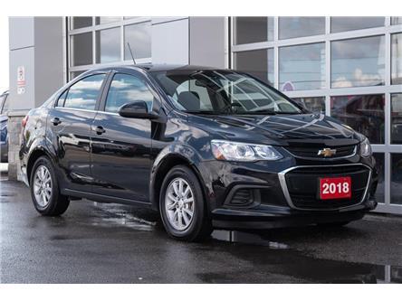 2018 Chevrolet Sonic LT Auto (Stk: 10588U) in Innisfil - Image 1 of 21