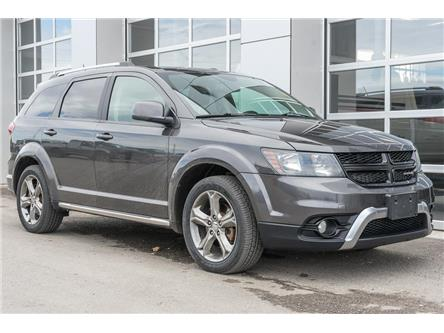 2016 Dodge Journey Crossroad (Stk: 10594U) in Innisfil - Image 1 of 15