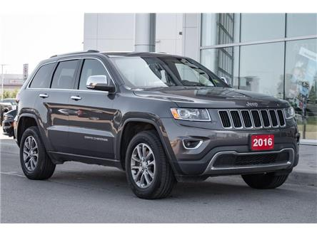 2016 Jeep Grand Cherokee Limited (Stk: 42458A) in Innisfil - Image 1 of 20