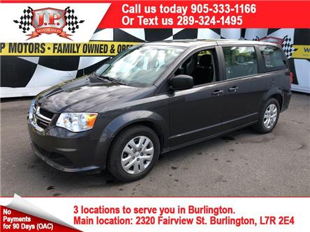 2019 Dodge Grand Caravan CVP/SXT (Stk: 48066) in Burlington - Image 1 of 13
