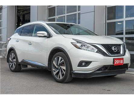 2018 Nissan Murano Platinum (Stk: 42611A) in Innisfil - Image 1 of 20