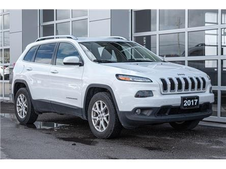 2017 Jeep Cherokee North (Stk: 42944A) in Innisfil - Image 1 of 21