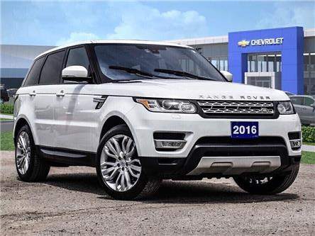 2016 Land Rover Range Rover SPO TD6 HSE (Stk: P6359) in Markham - Image 1 of 28