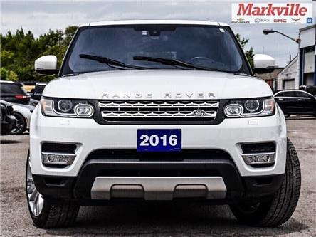 2016 Land Rover Range Rover SPO TD6 HSE (Stk: P6359) in Markham - Image 2 of 28