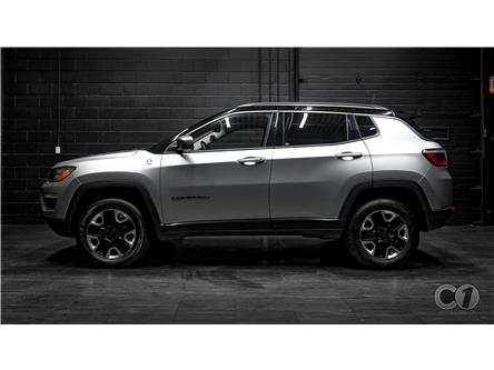 2018 Jeep Compass Trailhawk (Stk: CT19-391) in Kingston - Image 1 of 35