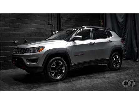 2018 Jeep Compass Trailhawk (Stk: CT19-391) in Kingston - Image 2 of 35