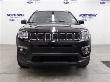 2018 Jeep Compass North | 4x4 | LEATHER | BLUETOOTH | PUSH START | (Stk: DR406) in Brantford - Image 2 of 37
