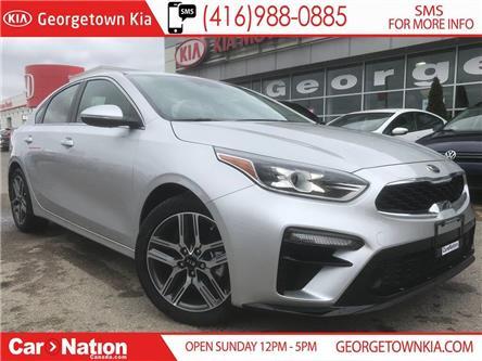 2020 Kia Forte EX+ | $152 BI-WEEKLY | SUNROOF | HTD WHEEL | (Stk: NOU2FEP) in Georgetown - Image 1 of 27