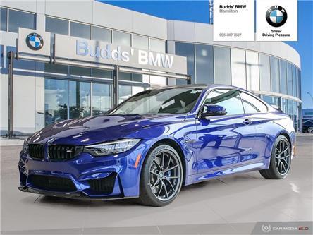 2019 BMW M4 CS (Stk: B35384) in Hamilton - Image 1 of 28
