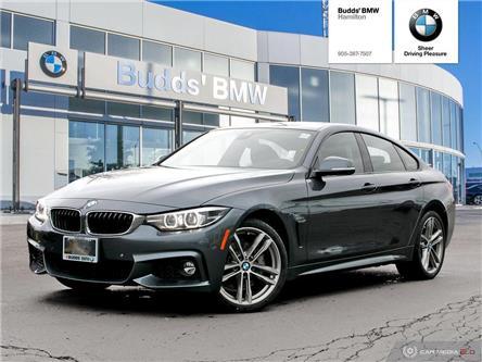 2019 BMW 430i xDrive Gran Coupe (Stk: B76823) in Hamilton - Image 1 of 27