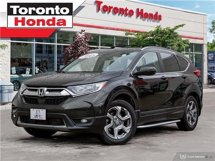 2017 Honda CR-V EX-L/180 Watt Audio/heated Rear seats/Power Tailga (Stk: 39446) in Toronto - Image 1 of 28