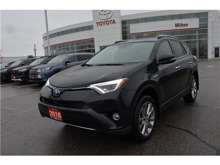 2018 Toyota RAV4 Hybrid  (Stk: 165513) in Milton - Image 1 of 22
