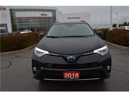 2018 Toyota RAV4 Hybrid  (Stk: 165513) in Milton - Image 2 of 22