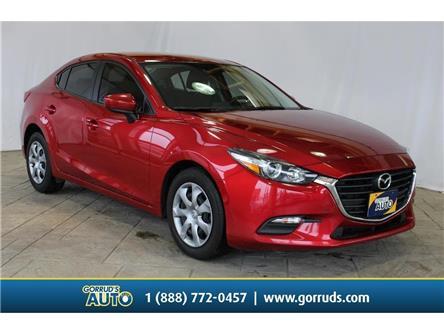 2018 Mazda Mazda3 GX (Stk: 168445) in Milton - Image 1 of 42