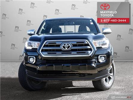 2017 Toyota Tacoma Limited (Stk: 190286A) in Edmonton - Image 2 of 20
