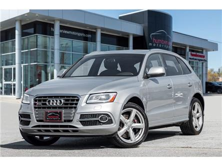 2015 Audi Q5 3.0T Technik (Stk: 19HMS932) in Mississauga - Image 1 of 20