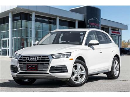 2019 Audi Q5 45 Progressiv (Stk: 19HMS894) in Mississauga - Image 1 of 21
