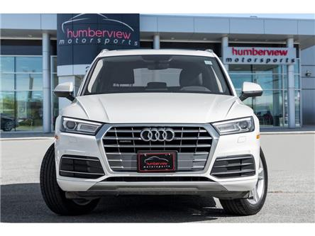 2019 Audi Q5 45 Progressiv (Stk: 19HMS894) in Mississauga - Image 2 of 21