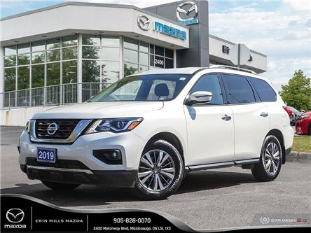2019 Nissan Pathfinder SV Tech (Stk: R0139) in Mississauga - Image 1 of 27