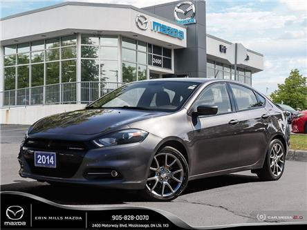 2014 Dodge Dart SXT (Stk: 19-0672A) in Mississauga - Image 1 of 26