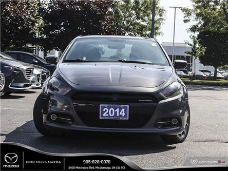 2014 Dodge Dart SXT (Stk: 19-0672A) in Mississauga - Image 2 of 26