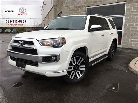 2018 Toyota 4Runner LIMITED 4WD 7 PASS, NAVI, LEATHER, SUNROOF, ALLOY, (Stk: 42405A) in Brampton - Image 1 of 27