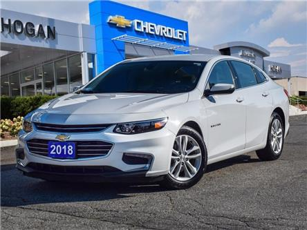 2018 Chevrolet Malibu LT (Stk: A102965) in Scarborough - Image 1 of 25