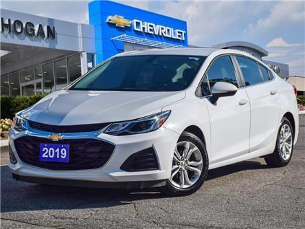 2019 Chevrolet Cruze LT (Stk: A101124) in Scarborough - Image 1 of 25