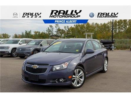 2014 Chevrolet Cruze 2LT (Stk: 1942A) in Prince Albert - Image 1 of 11