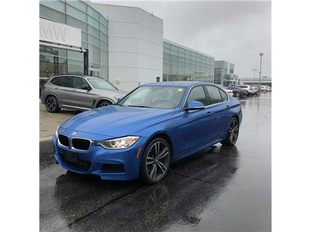 2015 BMW 335i xDrive (Stk: DB5786) in Oakville - Image 1 of 10