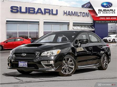 2017 Subaru WRX Base (Stk: U1496) in Hamilton - Image 1 of 23