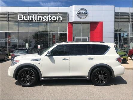 2017 Nissan Armada Platinum Edition (Stk: A6781) in Burlington - Image 2 of 26