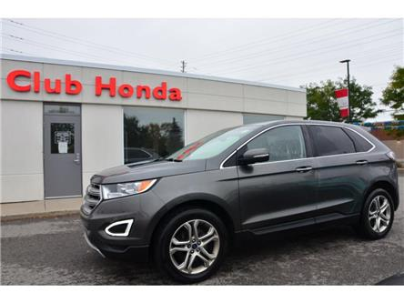 2016 Ford Edge Titanium (Stk: Z00750A) in Gloucester - Image 2 of 23