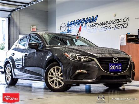 2015 Mazda Mazda3 Sport GS (Stk: D190597A) in Markham - Image 1 of 28