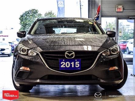 2015 Mazda Mazda3 Sport GS (Stk: D190597A) in Markham - Image 2 of 28