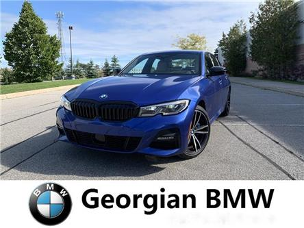 2019 BMW 330i xDrive (Stk: B19243) in Barrie - Image 1 of 14