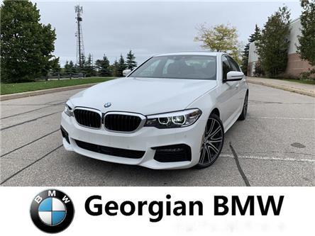 2019 BMW 540i xDrive (Stk: B19246) in Barrie - Image 1 of 13