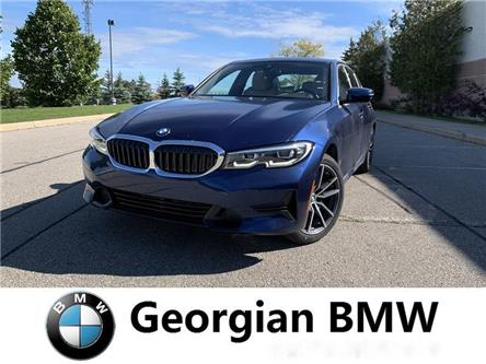 2019 BMW 330i xDrive (Stk: B19294) in Barrie - Image 1 of 12