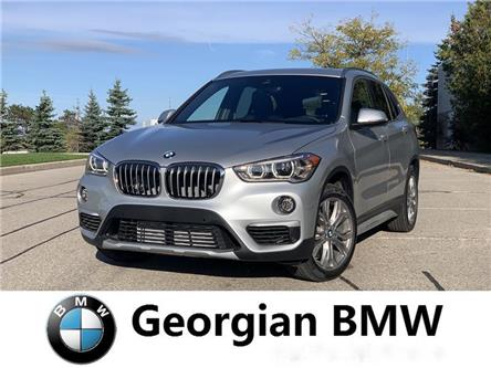 2019 BMW X1 xDrive28i (Stk: B19295) in Barrie - Image 1 of 13